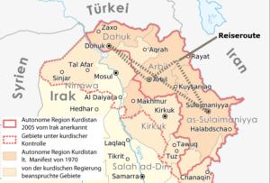 A journey through Iraqi Kurdistan