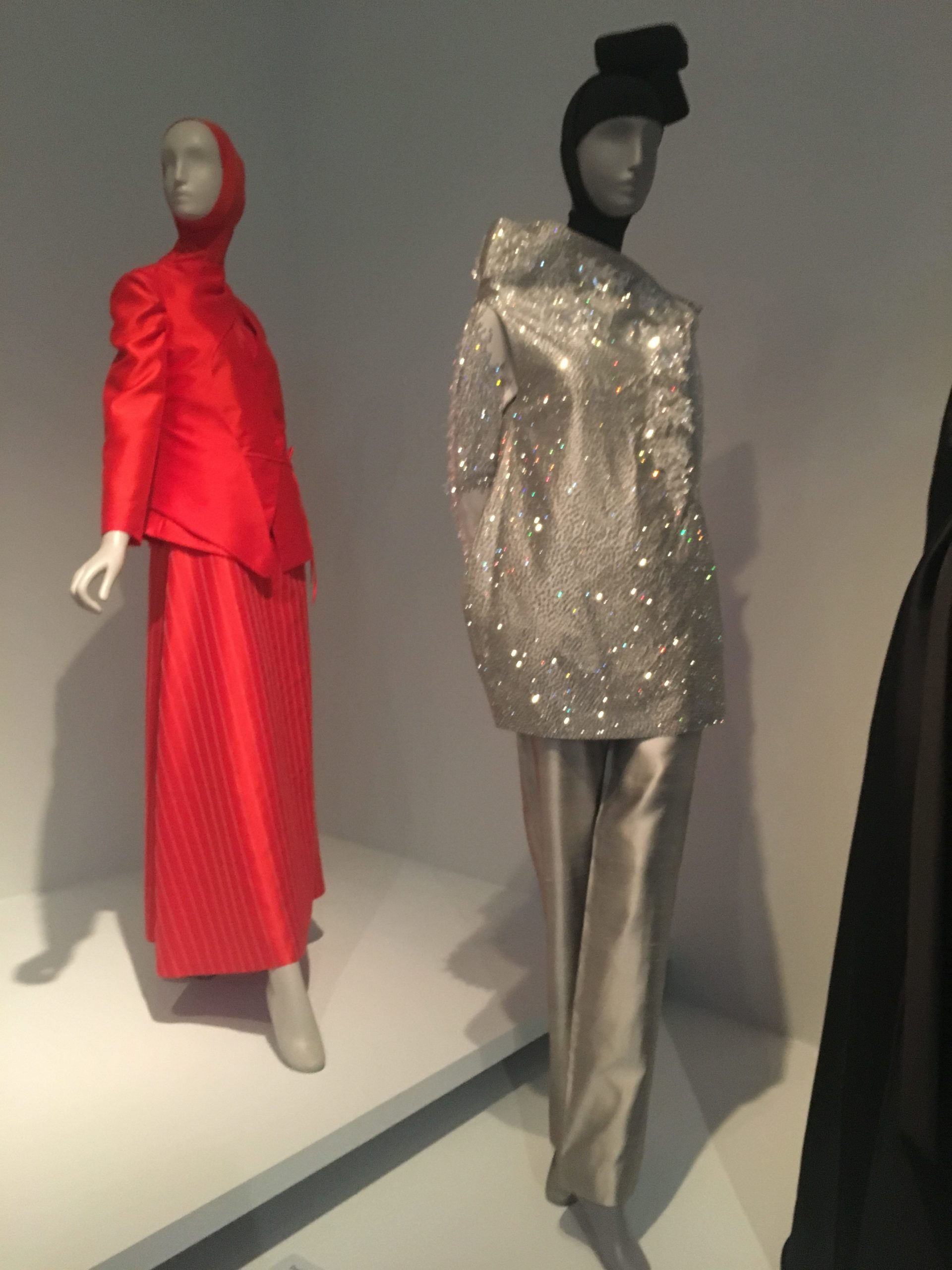 "The exposition ""Contemporary Muslim Fashion"""