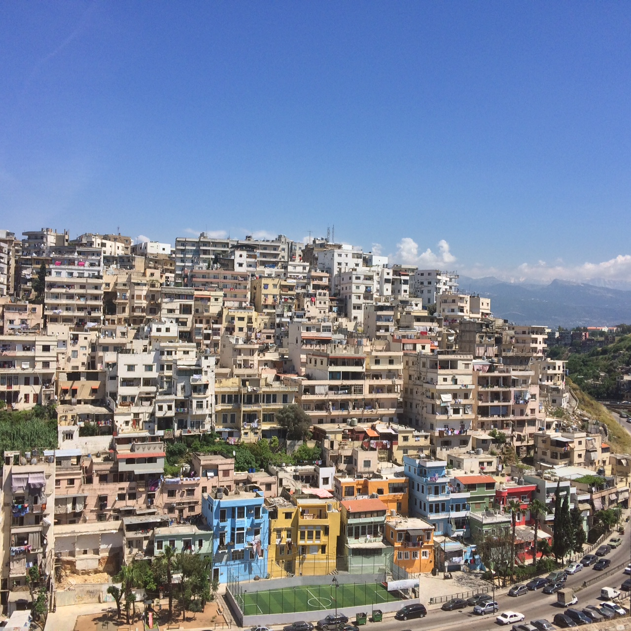 On a trip to Tripoli, Lebanon