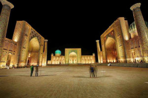 A trip to Central Asia: Wind of Change in Uzbekistan